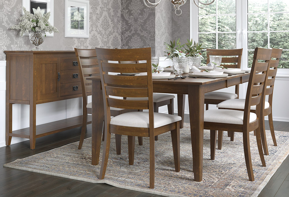 amara extension dining table