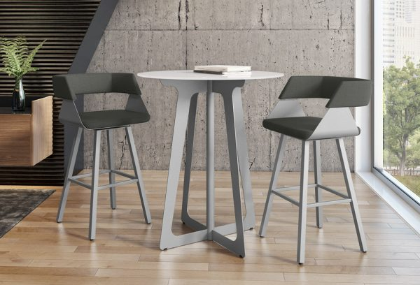 arthur counter height pub table and stools