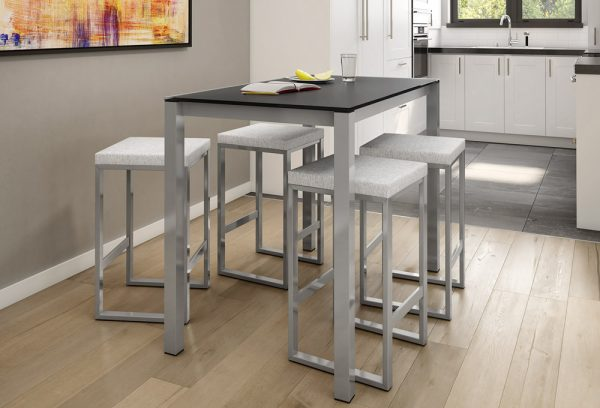 Theo counter height table and stools