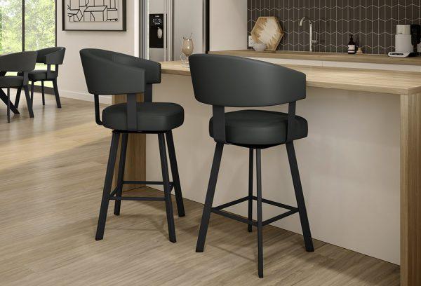 vincent swivel bar stools