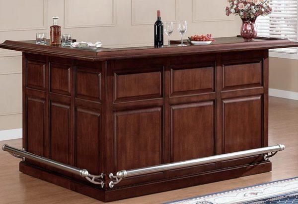Waylon traditional home cocktail bar